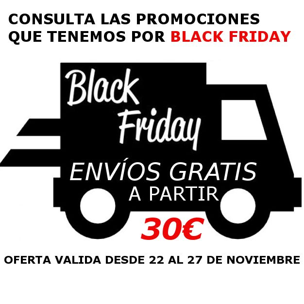 envios blackfriday