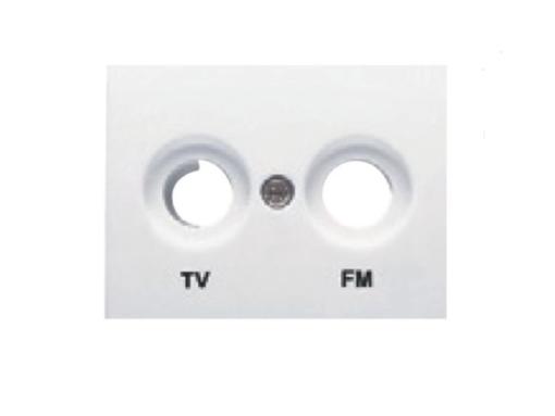 TAPA TV/FM S.CORAL BL