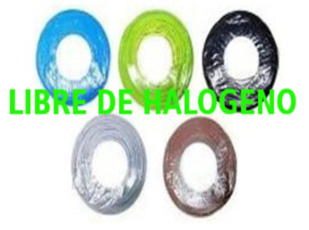 Cables electricos carlos alcaraz for Cable libre de halogenos 25mm