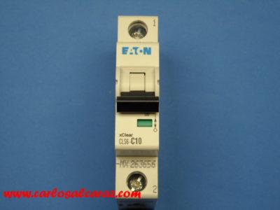 Interruptor Automático 1 polo 10A 247611.