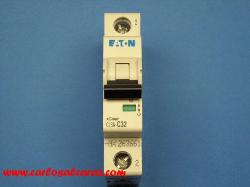 Interruptor Automático 1 polo 32A 247616