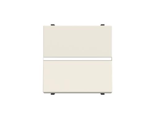 Interruptor de 1 elemento, 1 vía, SP - 2 M - Blanco