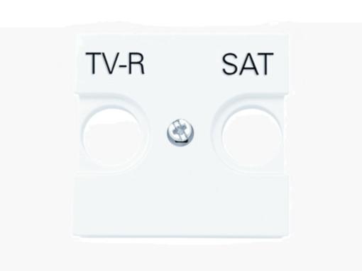 TAPA TOMA TV-R/SAT ZENIT BL