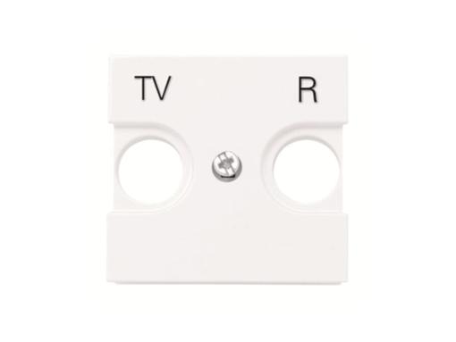 TAPA TOMA TV/R ZENIT BL