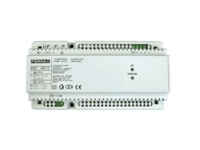 ALIMENTADOR 12VAC-1,5A/18VDC-1,5A DIN10