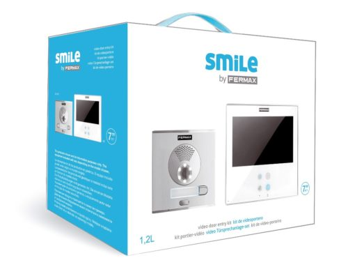 Kit Video City Smile Touch