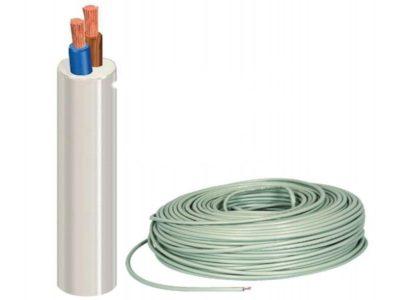 Cables Manguera Blanca