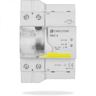 Interruptor diferencial reconectador automático Circutor P26121