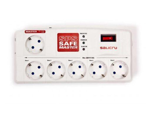 Base de enchufe SPS SAFE MASTER 6L 5+1