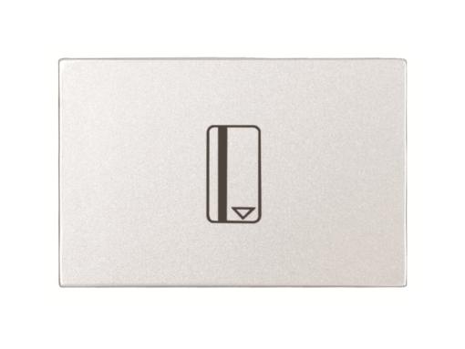 Interruptor mecánico tarjeta zenit blanco