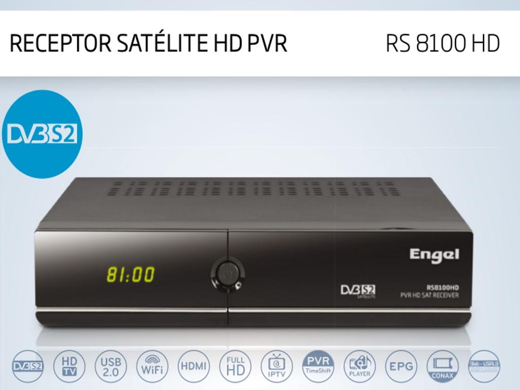 Receptor sat lite engel rs8100hd carlos alcaraz - Receptor satelite carrefour ...