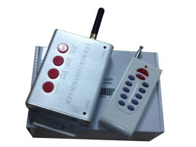 Controlador RGB RF 12V-24V para PAR56 de piscina