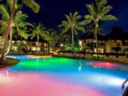 Iluminación piscinas