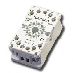 Base Undecal Relé Sensor RIEL de TOSCANO