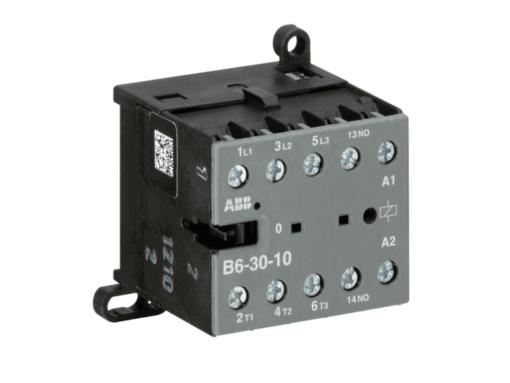MINICONT. B6-3010 220-240V 40/450HZ TORN. ABB.