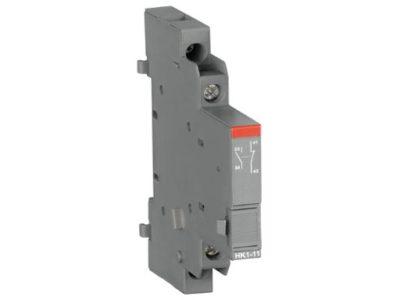 Bloque contacto auxiliar ABB HK1-11