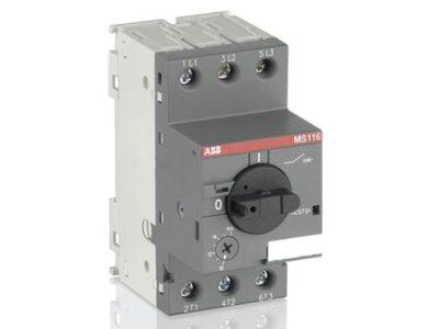 Guardamotor ABB 0.4-0.63A MS116-063