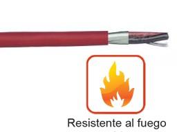 Cable resistente al fuego