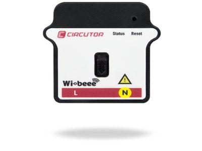 Analizador monofásico CIRCUTOR WIBEEE L+N fase izquierdo