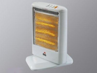 Estufa halógena giratoria FM H-2000