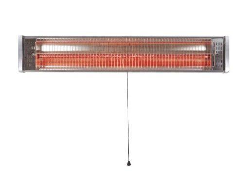 Calefactor mural infrarrojosS&P HE-1800 PD