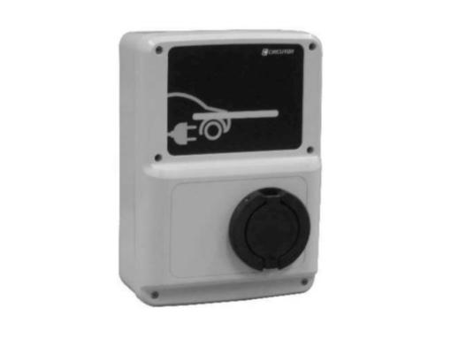 CARGADOR COCHE ELECTRICO RECARGA MODO 3 WALLBOX-EBASIC T2C32