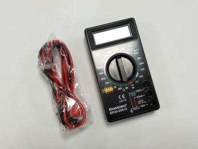 Multímetro Digital Especial Iniciación BR30-00014