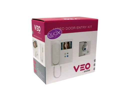 Kit videoportero Fermax VEO DUOX COLOR 9421