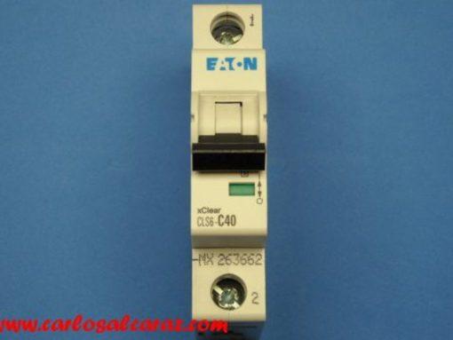 Interruptor Automático 1 polo 40A