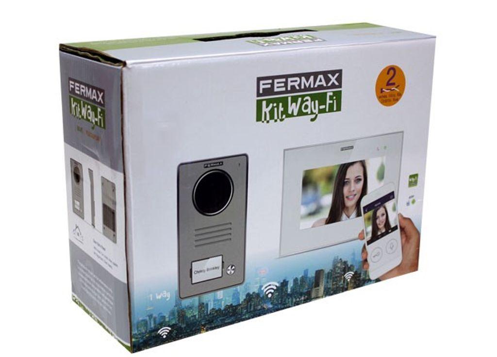 "Kit videoportero Fermax WAY-FI 7"" 1431"