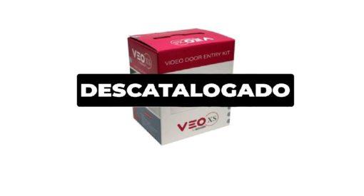 KIT VIDEO SISTEMA A 2 HILOS VEO-XS DUOX 2 LINEAS 9432