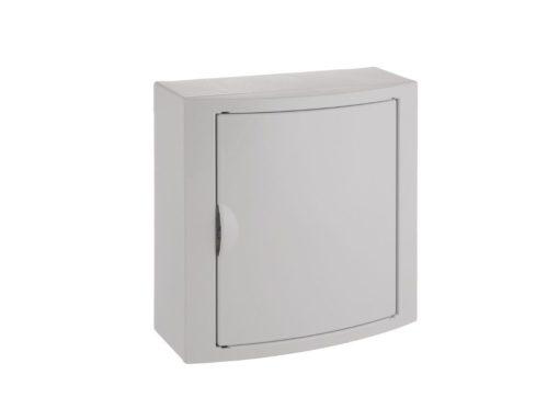 Caja para distribución de la serie Arelos, de 8 elementos