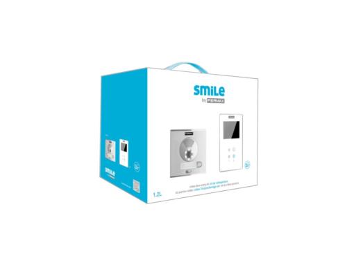 """Kit videoportero FERMAX SMILE 3,5"""" 2L 5072"""