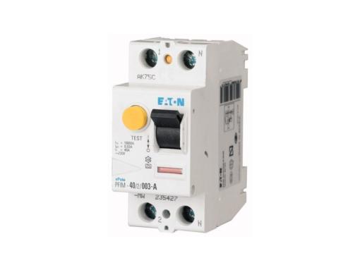Interruptor diferencial Eaton 235396