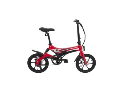 Bicicleta eléctrica iWatBike iRider MM93
