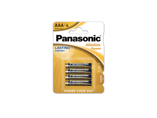 Pila alcalina AAA Panasonic LR03APB