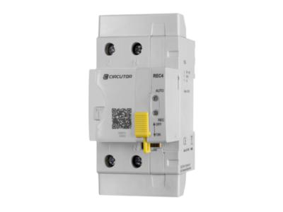 Interruptor diferencial autorrearmable Circutor REC4