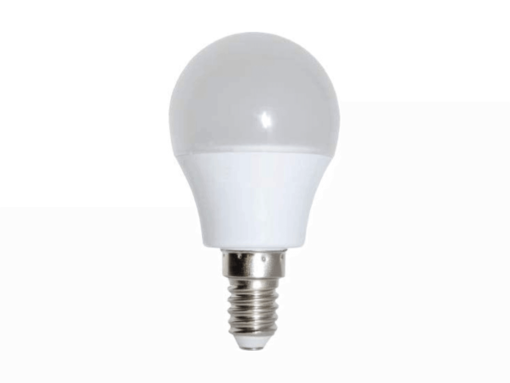 LAMPARA LED ALVERLAMP SMD ESFERICA 6W E14 6000K