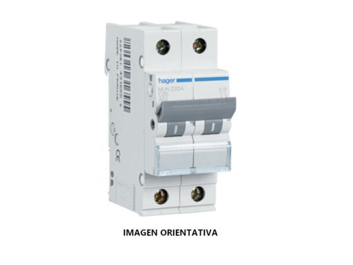 MAGNET 1P+N 16A CURVA-C 6KA