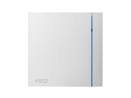 EXTRACTOR BAÑO SILENT-100-CRZ DESIGN