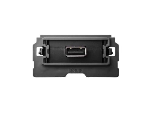 CARGADOR USB SIMON 100 1 BOCA