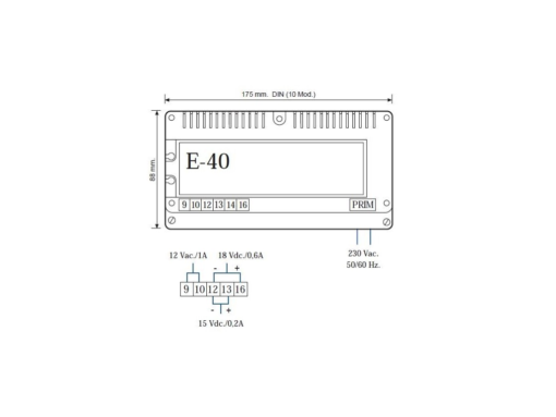 ALIMENTADOR E-40