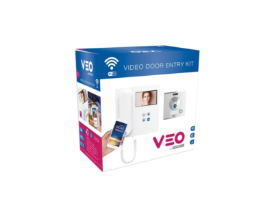 KIT VIDEO CITY VEO WIFI DUOX PLUS 1L