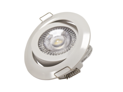 PACK 5 AROS CON LED INTEGRADO BLANCO 5W