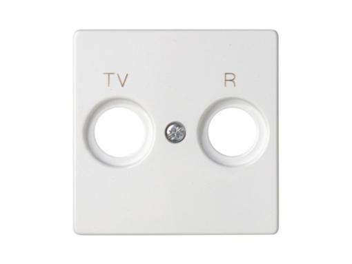 TAPA TOMA R-TV S.82 BL. NIEVE