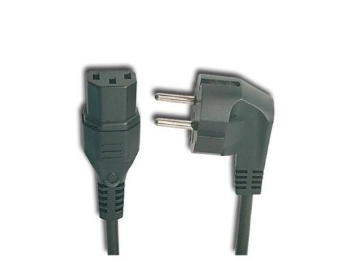 CABLE CONEX SCHUKO M-H IEC C13 2.5MTS