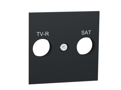 CARATULA TOMA R-TV/SAT ANTRACITA