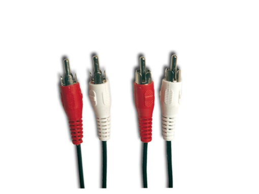 CABLE CONEX 2RCA MCH-2RCA MCH