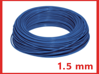 FLEX 1.5MM CPR AZUL L-HALOGENO 750