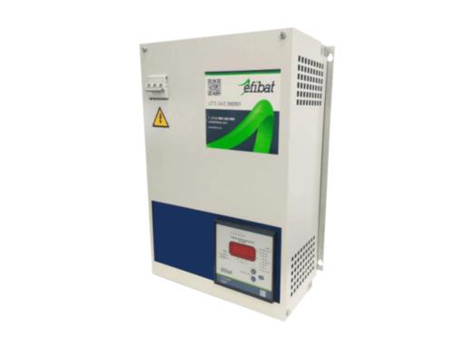 EFIBANK I-SAVE BOX+ 40/440 BATERIAS DE CONDENSADORES AUTOMATICOS
